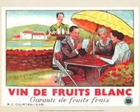 Vin De Fruits Blanc Fine-Art Print