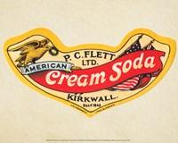 American Cream Soda Fine-Art Print