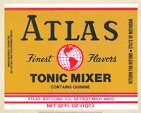 Atlas Tonic Mixer Fine-Art Print