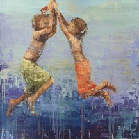 Rope Swing No. 2 Fine-Art Print