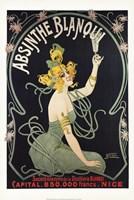 Absinthe Blanqui Fine-Art Print