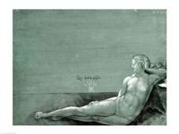 Reclining female nude, 1501 Fine-Art Print