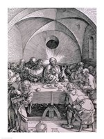 The Last Supper from the 'Great Passion' Fine-Art Print