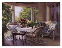 Summer Porch Fine-Art Print