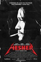 Hesher Wall Poster