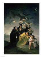 The Witches' Sabbath Fine-Art Print