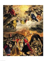 The Adoration of the Name of Jesus, c.1578 Fine-Art Print