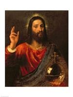 Christ Saviour Fine-Art Print