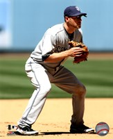 Chase Headley 2011 Action Fine-Art Print
