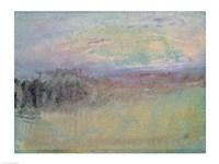 Coastal scene. c.1830 Fine-Art Print