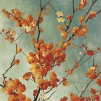 Orange Blossoms I Fine-Art Print