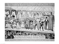 'The Barnum and Bailey Greatest Show on Earth' Fine-Art Print