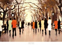 Poets Walk Fine-Art Print
