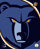 Memphis Grizzlies Team Logo Fine-Art Print