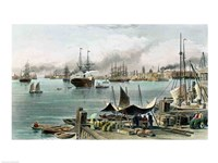 Port of New Orleans Fine-Art Print