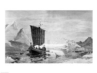 The Discovery of Greenland Fine-Art Print