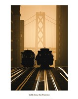 Cable Cars, San Francisco Fine-Art Print