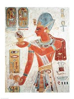 Ramesses II: Dressed for War Fine-Art Print