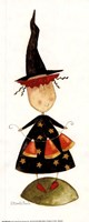 Halloween: Trixie's Candy Corn Fine-Art Print