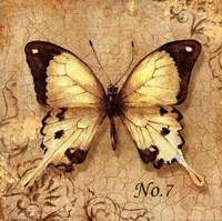 Clair's Butterfly II Fine-Art Print