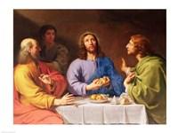 The Supper at Emmaus Fine-Art Print