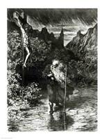 The Wandering Jew Fine-Art Print