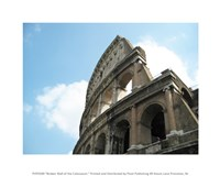 Broken Wall of the Colosseum Fine-Art Print