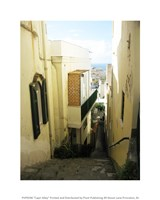 Capri Alley Fine-Art Print