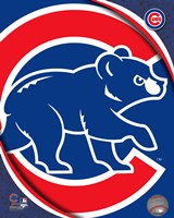 2011 Chicago Cubs Team Logo Fine-Art Print