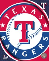 2011 Texas Rangers Team Logo Fine-Art Print