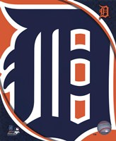 2011 Detroit Tigers Team Logo Fine-Art Print