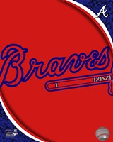 2011 Atlanta Braves Team Logo Fine-Art Print