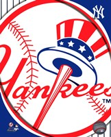 2011 New York Yankees Team Logo Fine-Art Print