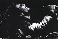 Bob Marley - Live Wall Poster