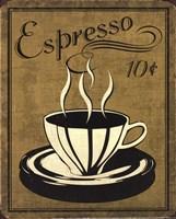 Retro Coffee II Fine-Art Print