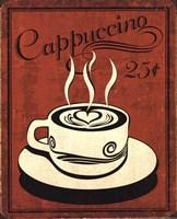 Retro Coffee III Fine-Art Print