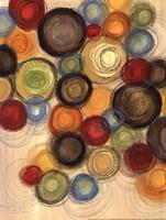 Colorful Whimsy I Fine-Art Print