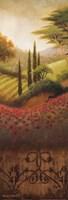 Flourishing Vineyard Panel II Fine-Art Print