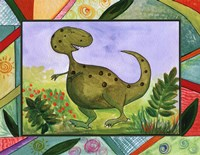 Baby Dino Mytes - Tank Fine-Art Print