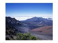 Haleakala Crater Haleakala National Park Maui Hawaii, USA Fine-Art Print