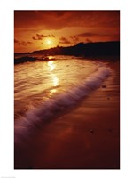 Salt Pond Beach Park Kauai Hawaii USA Fine-Art Print