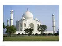 Taj Mahal Agra India Fine-Art Print