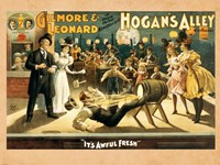 Hogan's Alley Beer Fine-Art Print
