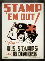 Stamp Em Out! Fine-Art Print