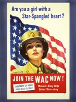 Women's Army Corps Fine-Art Print