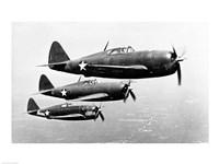 P-47 Thunderbolt Fine-Art Print