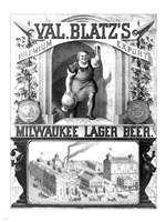 Val Blatt's Lager Beer Fine-Art Print