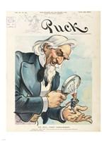 The Wall Street Rumor-Monger Fine-Art Print