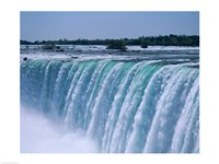 Close-up of a waterfall, Niagara Falls, Ontario, Canada Fine-Art Print