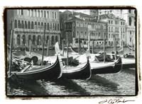 Waterways of Venice X Fine-Art Print